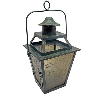 Vita V Home Coach Metal Lantern