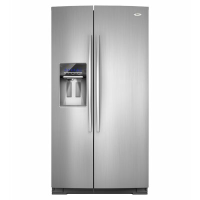 Whirlpool 26 cu. ft. Resource Saver Side-By-Side Refrigerator