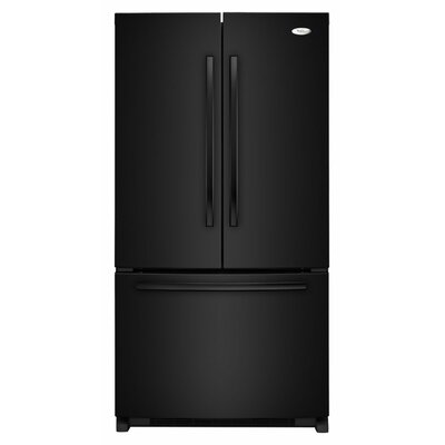 Whirlpool Gold Series 25 cu. ft. Energy Star Qualified French Door Bottom Mount Refrigerator
