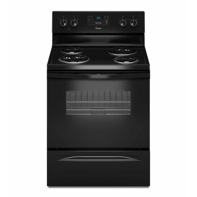 4.8 cu. ft. Custom Broil Electric Range