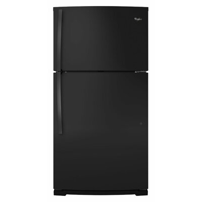 21 cu. ft. Cee Tier 31 Rating Top-Freezer Refrigerator