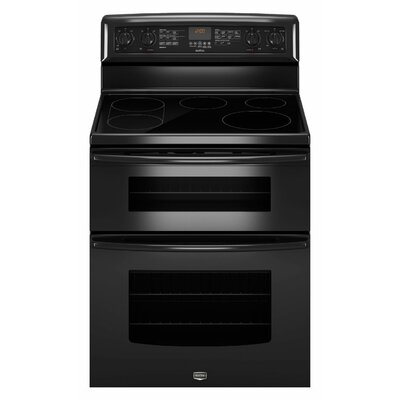 Gemini EvenAir Convection Electric Double Oven Range