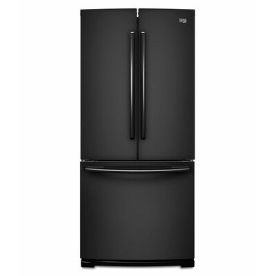 19.6 cu ft Strongbox Door Bins French Door Refrigerator