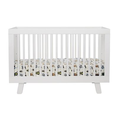 babyletto Hudson 3-in-1 Convertible Crib Set