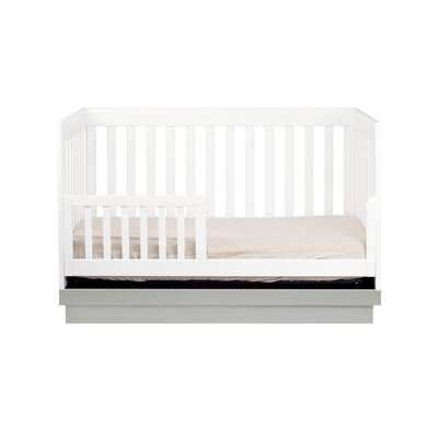 babyletto Acrylic Harlow 3-in-1 Convertible Crib