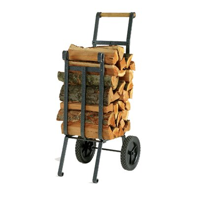 Steel Log Cart