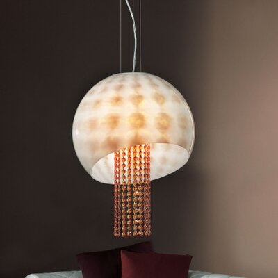 Masiero Frise 1 Light Pendant