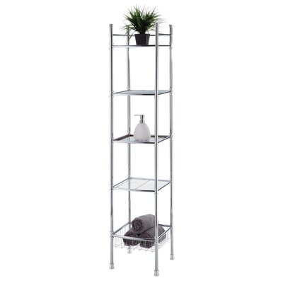 Fox Hill Trading Five Tier Tower Shelf