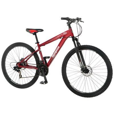Mongoose Men's Impasse HD Mountain Bike