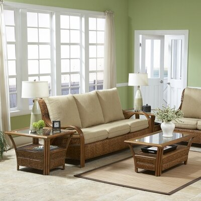 Wildon Home ® Spring Creek Coffee Table Set