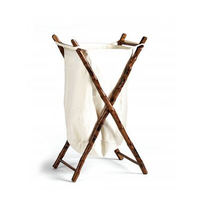 Kenian Coastal Chic Folding Bag Hamper
