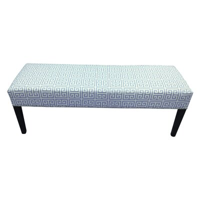 Sole Designs Melrose Chain Cotton Bench