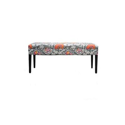 Sole Designs Willard Cotton Bench