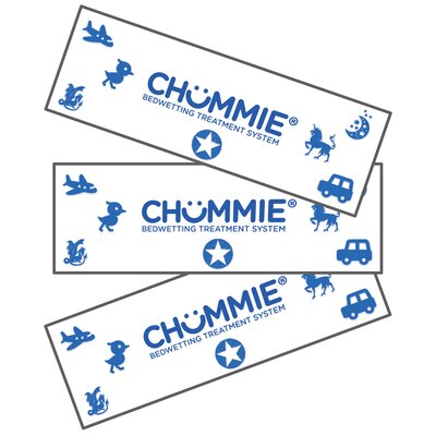 Theos Medical Systems, Inc. Flexitape for Chummie Premium Bedwetting (Enuresis Alarm) Treatment System (60 Pack)