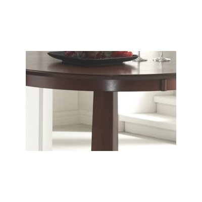 Hillsdale Furniture Plainview Bar Height Bistro Table with Corsica Stools in Black