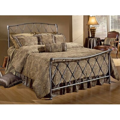 Hillsdale Furniture Silverton Metal Bed