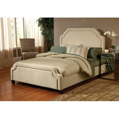 Hillsdale Furniture Carlyle Upholstered Footboard