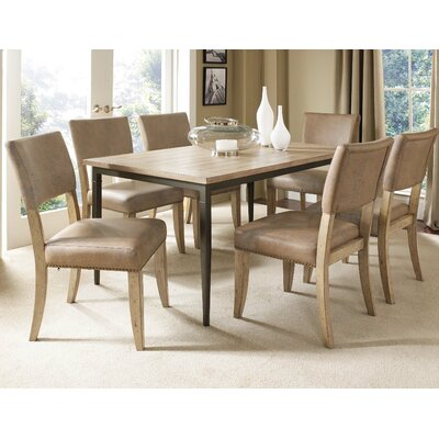 Hillsdale Furniture Charleston 7 Piece Dining Set