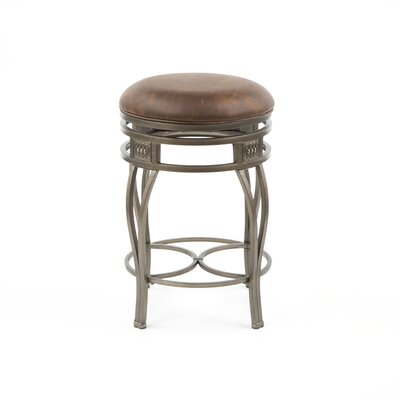 "Hillsdale Furniture Montello 26"" Counter Swivel Bar Stool"