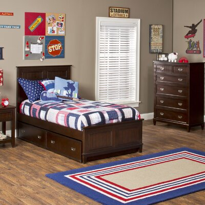 Hillsdale Furniture Nantucket Kids Panel Bedroom Collection