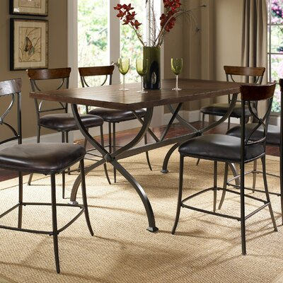 Najarian Furniture Spiga Counter Height Dining Table