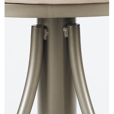 Hillsdale Furniture Venus Adjustable Backless Swivel Bar Stool