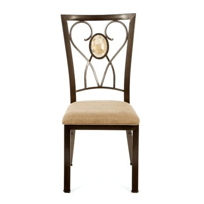 Hillsdale Furniture Brookside Oval Back Side Chair (Set of 2)