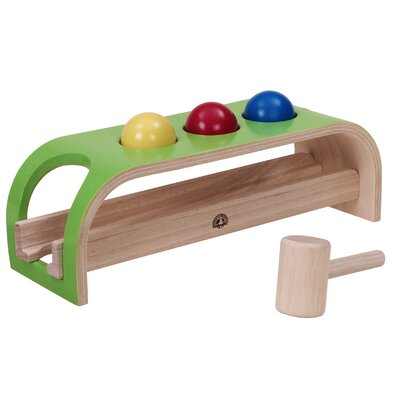 Wonderworld Rolling Ball Activity Toy