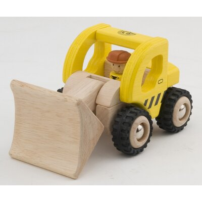 Wonderworld Mini Loader Wooden Vehicle