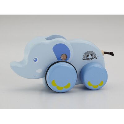 Wonderworld Baby Elephant in Blue