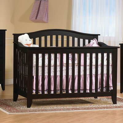 PALI Salerno Forever 4-in-1 Convertible Crib