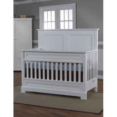 PALI Aria Crib Set in White