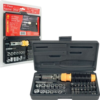 Trademark Tools Ratchet Driver Set