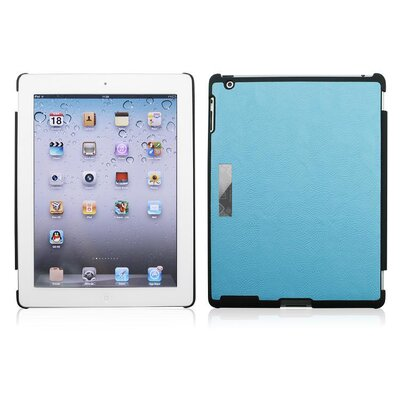 Luardi iPad 3 Leather Snap-on