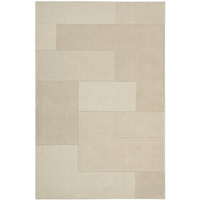 Calvin Klein Home Rug Collection CK202 Bowery Bone Step Rug