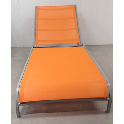 100 Essentials Siesta Sunbed