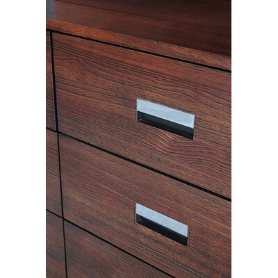 Brazil Furniture Group Geranium 6 Drawer Dresser