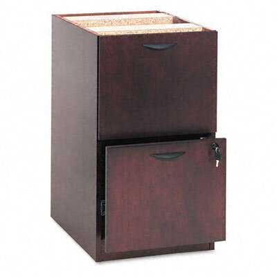 Basyx by HON Under-Desk Locking Pedestal File