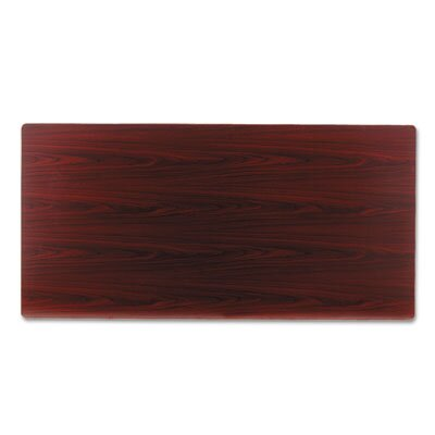 Basyx by HON Laminate Rectangular Conference Table Top
