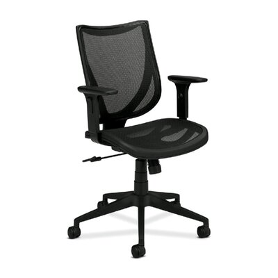 Basyx by HON Mid-Back Mesh Managerial Chair