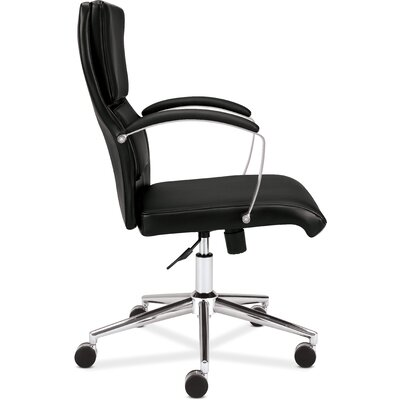 Basyx by HON VL106 Executive Mid-Back Chair