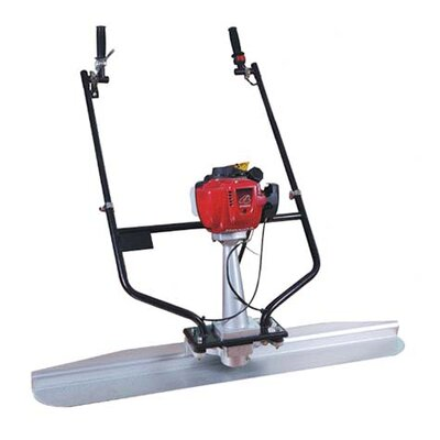 "Kushlan Products 12"" Power Screed Head with Honda Engine"