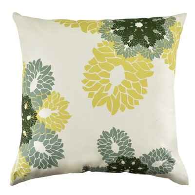 Green Palace Thai Silk Pillow