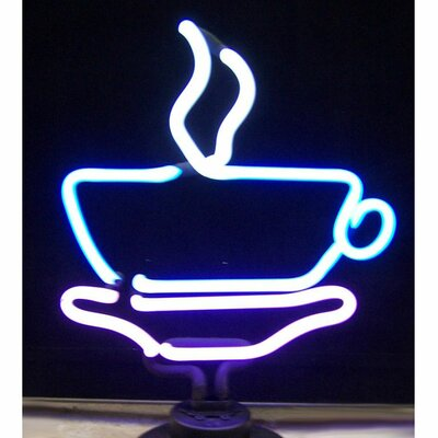Neonetics Coffee Cup Neon Sign