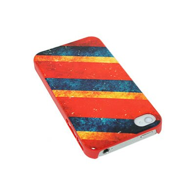 Odoyo Circus Palette Protective Case for iPhone 4/4S