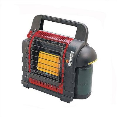 Mr. Heater 4000-9000 BTU Portable Buddy Radiant Heater