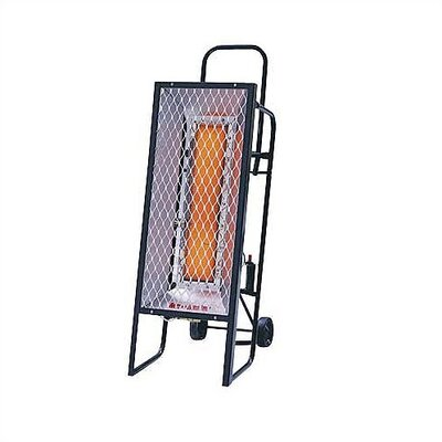 Mr. Heater 35,000 BTU Radiant Tank Top Portable Propane Space Heater