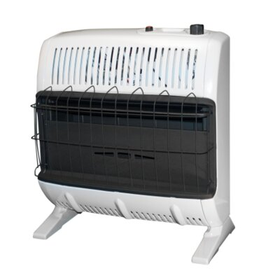 Mr. Heater Vent Free 30,000 BTU Radiant Wall/Floor Propane Space Heater