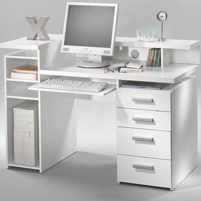 Tvilum Whitman Plus Office Computer Desk