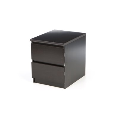 Tvilum Scottsdale 2 Drawer Nightstand